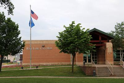 Rice Lake City Hall