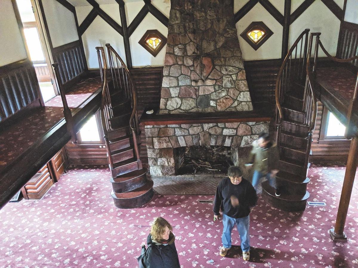 5-29 Hideout livingroom two stair cases.jpg