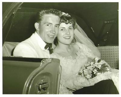 Wayne and Liane Bystrom