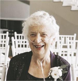 Obituary: Caroline Melchert