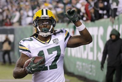 Packers-Adams Football