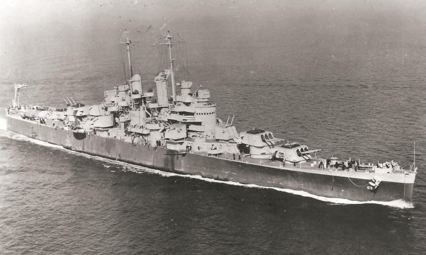 Ashland's oldest World War II vet recalls battles at sea