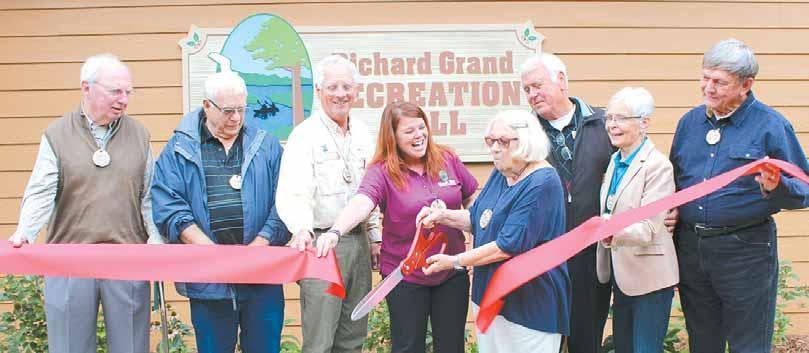 Hunt Hill holds Grand celebration