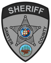 Sawyer County Sheriff badge