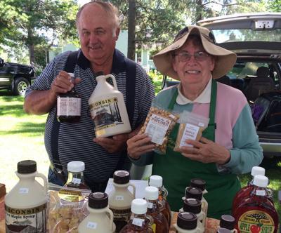 See Hustads at Farmers Market