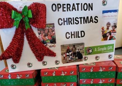 Operation Christmas Child sets Nov. 18-25 collection week