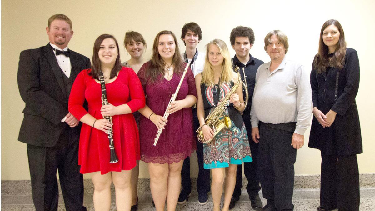 Area students take part in Tri-State Honor Band Fest