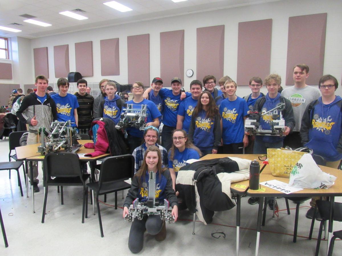 Warrior Robotics Club Photo