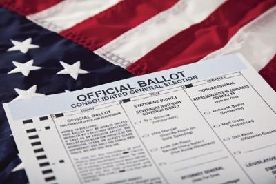 Ballot, voting, absentee vote