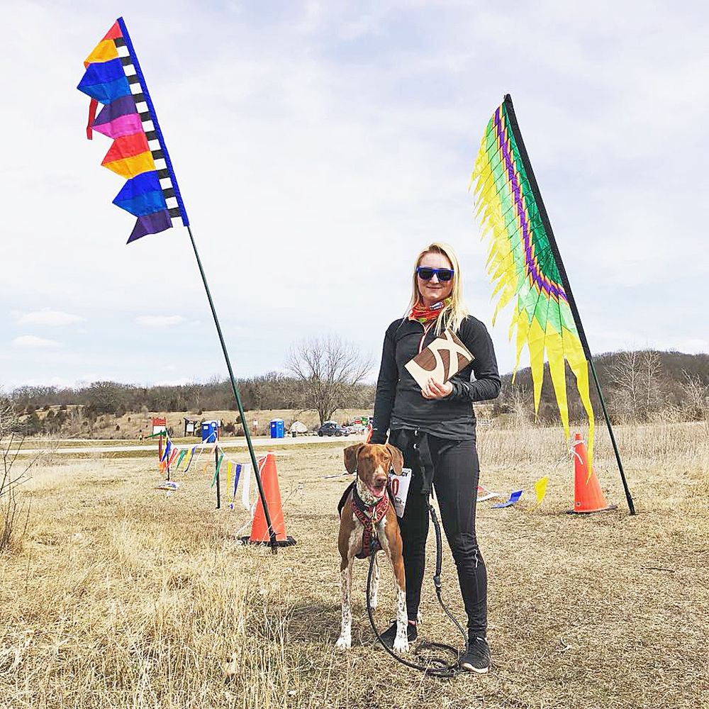Canicross Midwest Championships
