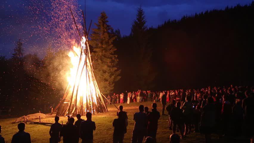 Midsummer Eve Bonfire Fest