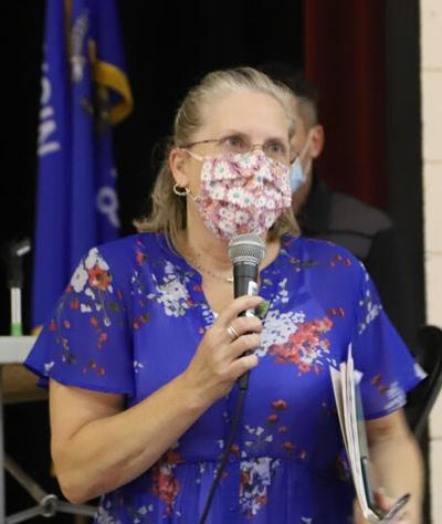 Health officer speaks