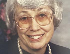 Obituary: Enid Lindholm