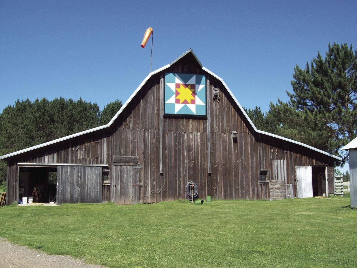 Down on the Farm: Barn quilts bear history | Paywall | apg-wi.com : history of barn quilts - Adamdwight.com