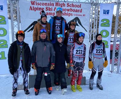 Rice Lake High School Alpine Ski team