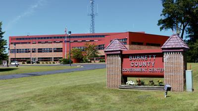 Burnett County Government Center, Courthouse