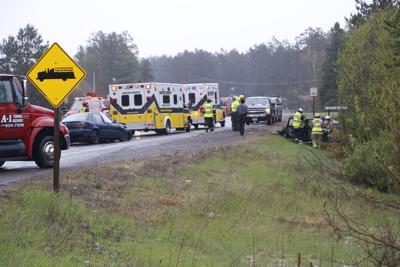 Two injured in head-on crash in Hayward | Paywall | apg-wi com