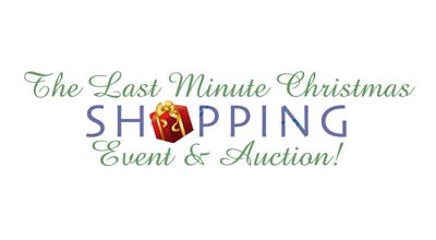Last Minute Christmas Shopping Event and Auction