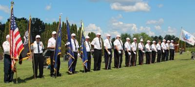 Honor Guard to perform military rites