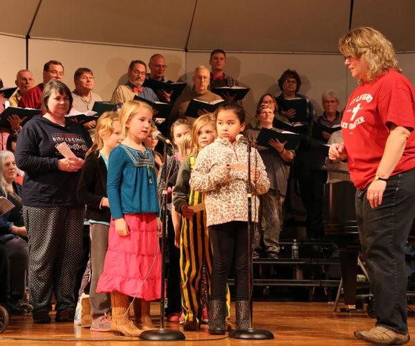 92 Best Chór świąteczny Choir Christmas Images On: Children To Sing As Part Of Hayward Community Christmas
