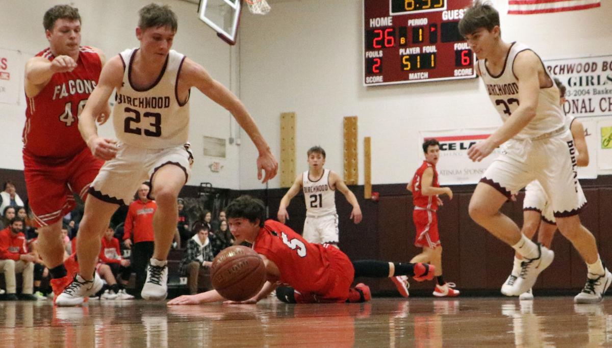 Birchwood basketball