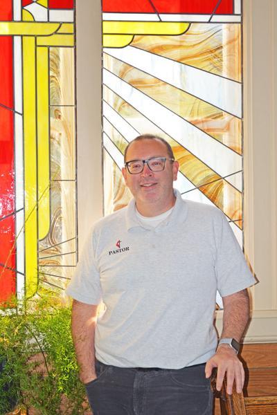 Pastor Rick Haberland