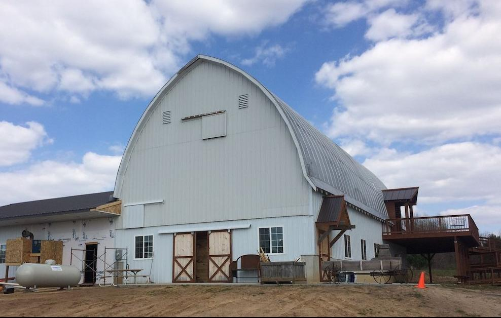 Supervisors split on rezoning request that would give new life to old barn