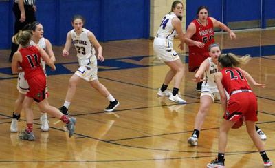 Rice Lake girls basketball