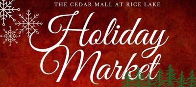 Holiday Market and more at Cedar Mall