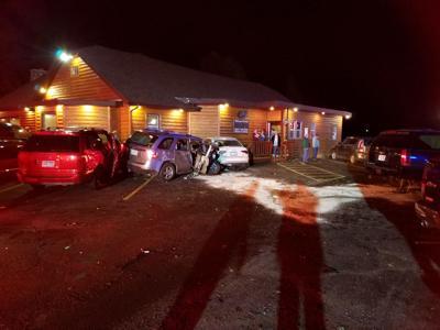 Country Inn Crash