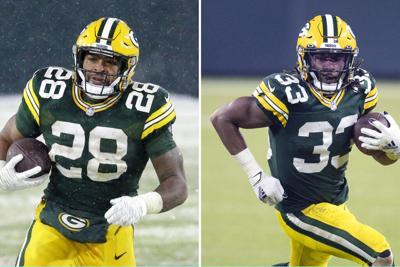 Packers Running Backs Football