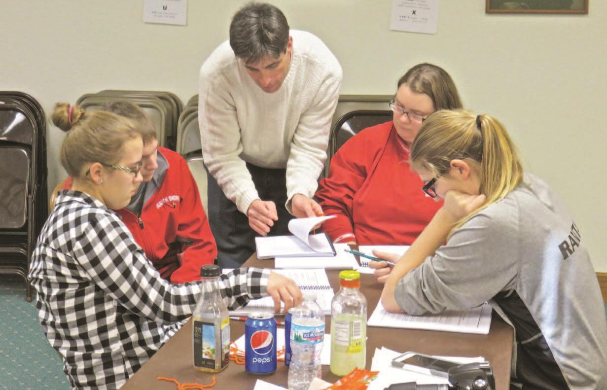 Training aims to empower young people