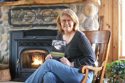 Terri Kaiser with third book