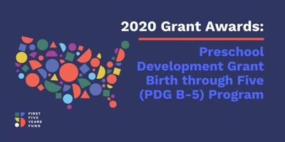 Preschool Development Grant
