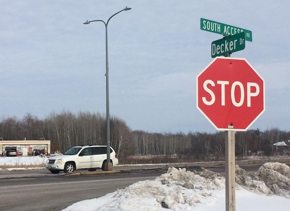 Barron County to apply for intersection study