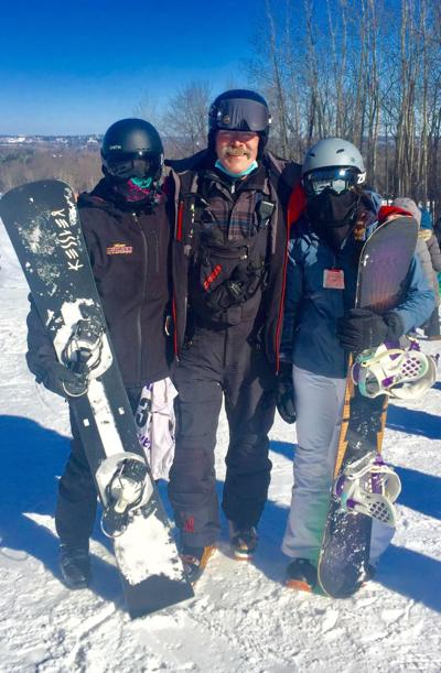 skiers to state
