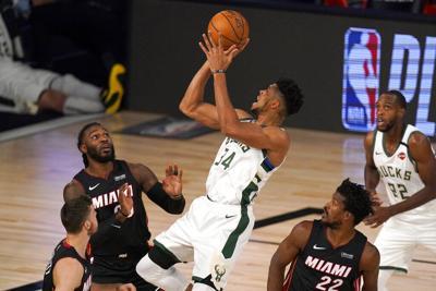 Heat Bucks Preview Basketball
