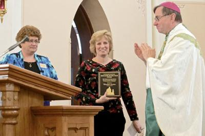 Betty Swiston Educator of the Year, Superior Diocese