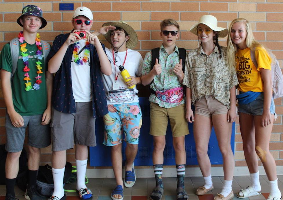 A look back at RLHS Homecoming Week
