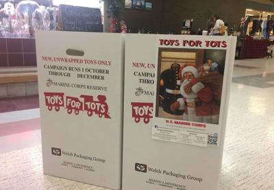Toys for Tots drop-off locations announced