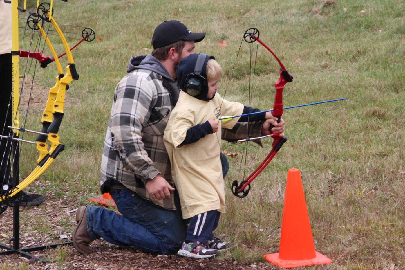 Barron County Shooting Sports Fun Day 10-3-20