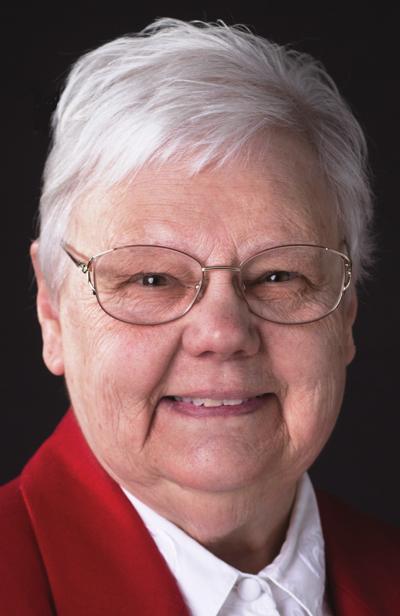 Sister Margaret Kacvinsky