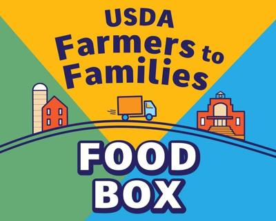 Farmers to Families announces food giveaway