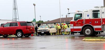West Avenue crash
