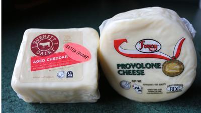 Burnett Dairy Cheese
