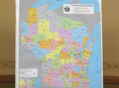 Wisconsin's Assembly districts