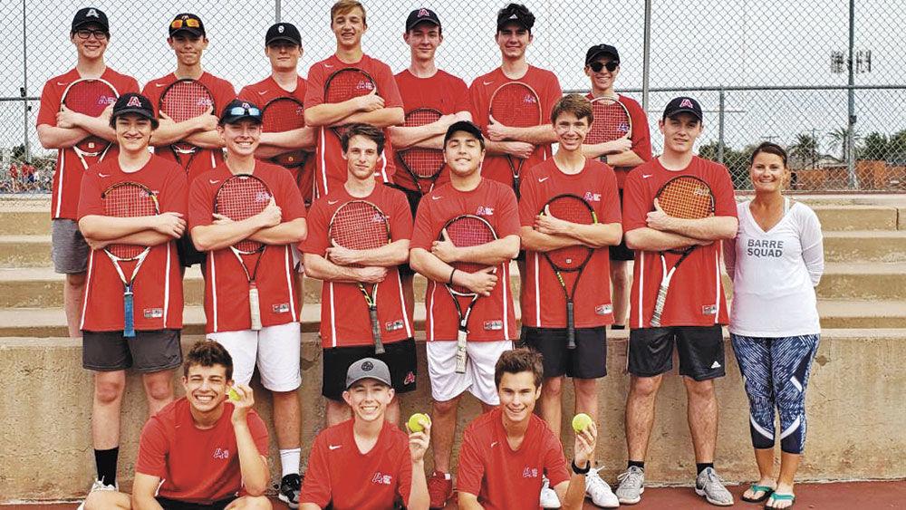 AHS Tennis Boys