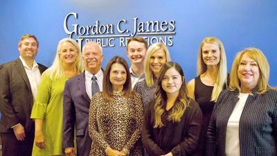 Gordon C. James PR Agency