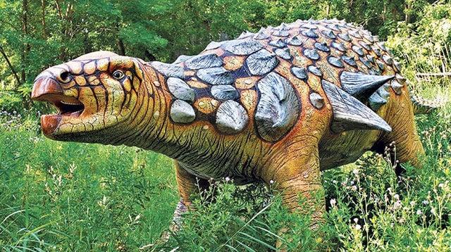 Phoenix Zoo Dino