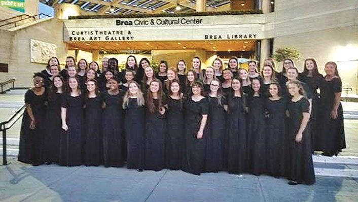 Xavier Prep Honor Choir
